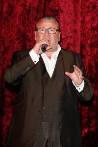 Ray Winstone en la presentación de Noé en Berlin