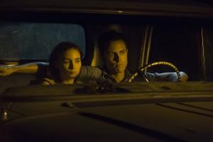 Rooney Mara y Casey Affleck en En un lugar sin ley