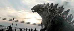 Godzilla en Godzilla (2014)