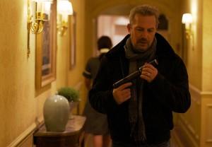 Kevin Costner en Tres días para matar
