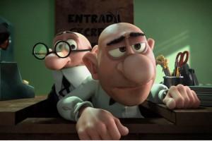 Mortadelo y Filemón en Mortadelo y Filemón contra Jimmy el Cachondo