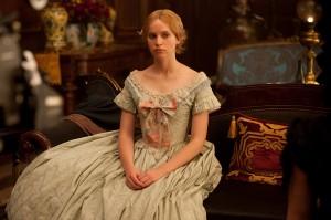 Felicity Jones en The Invisible Woman