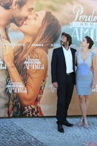 Daniele Liotti y Paloma Bloyd en la presentación de Perdona si te llamo amor (3)