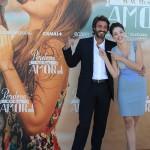 Daniele Liotti y Paloma Bloyd en la presentación de Perdona si te llamo amor (4)