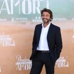 Daniele Liotti en la presentación de Perdona si te llamo amor