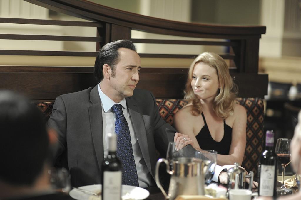Nicolas Cage y Rachel Nichols en Tokarev