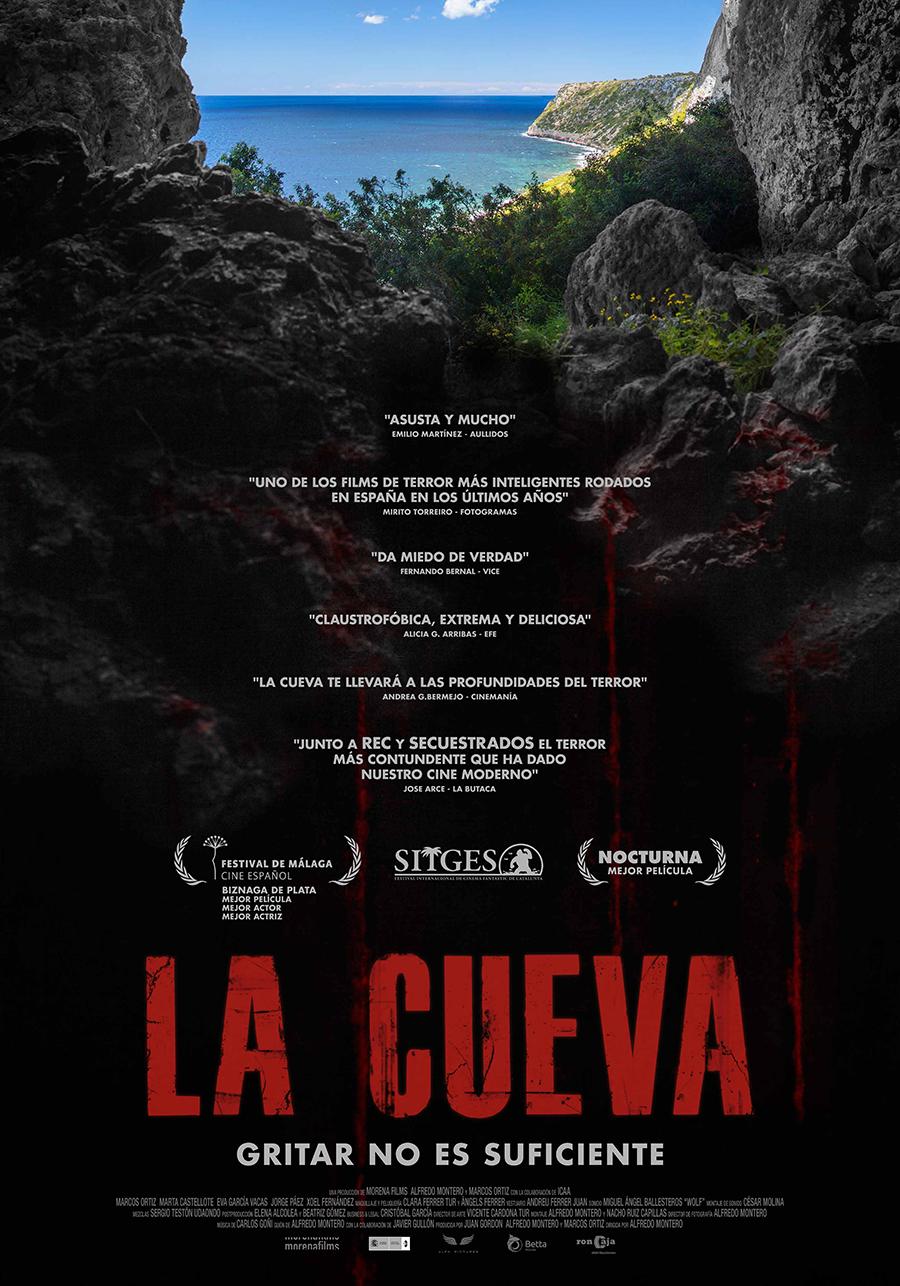 La cueva - Poster final