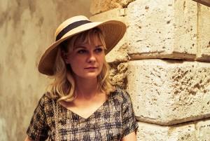 Kirsten Dunst en Las dos caras de enero