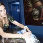 Eva García Vacas en Espectacular Premiere