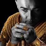 Exodus: Dioses y reyes - Teaser Poster americano (Rhamses)