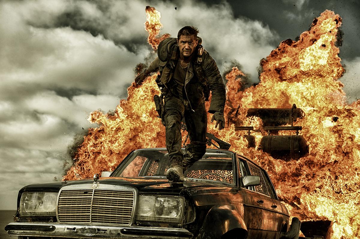 Fotograma de Mad Max: Fury Road