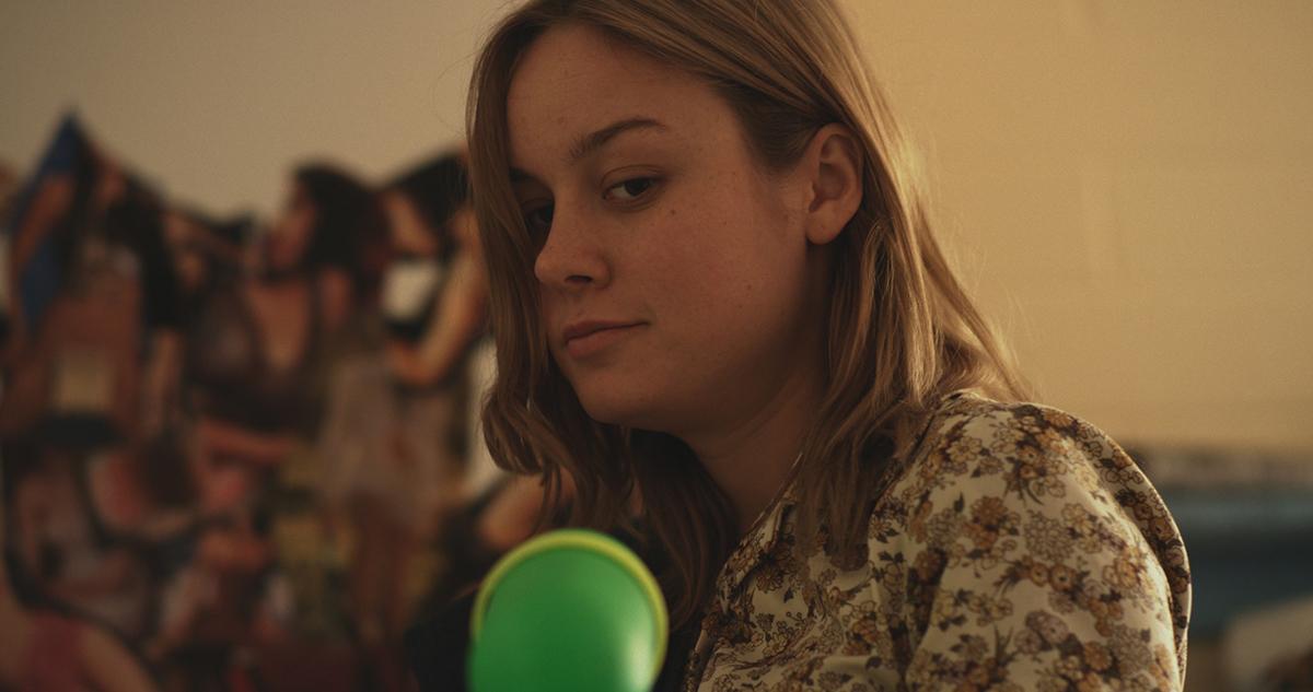 Brie Larson en Las vidas de Grace