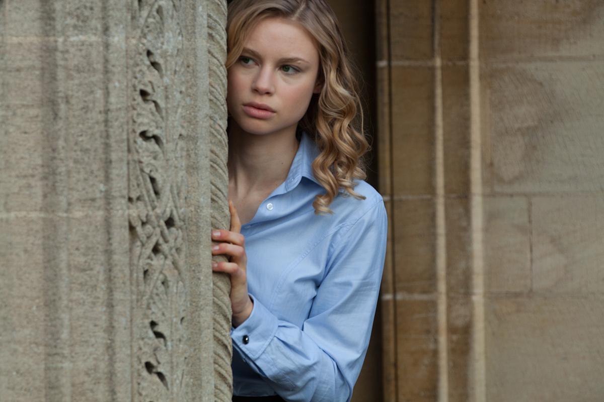 Lucy Fry en Vampire Academy