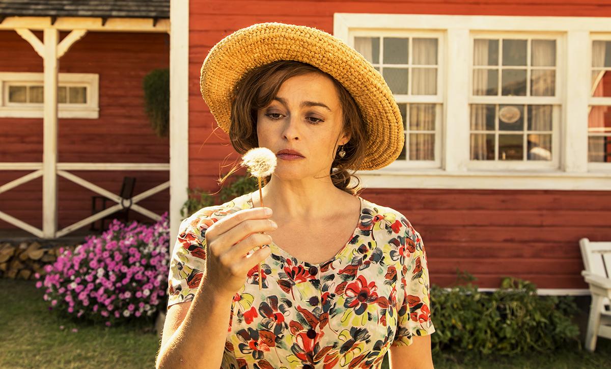 Helena Bonham Carter en El extraordinario viaje de T.S. Spivet