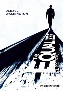 The equalizer: El protector - Teaser poster
