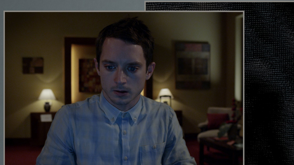 Elijah Wood en Open Windows