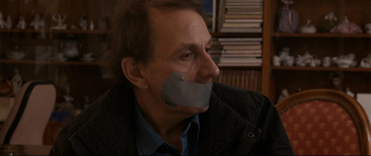 Michel Houellebecq en El secuestro de Michel Houellebecq