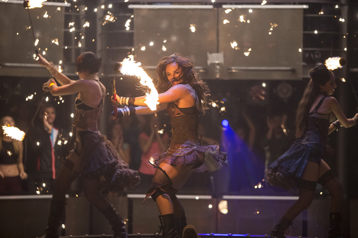 Briana Evigan en Step Up All In