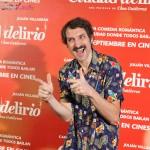 Julián Villagrán en la presentación de Ciudad Delirio (3)