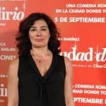 Chus Gutiérrez en la presentación de Ciudad Delirio (2)