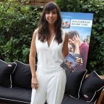 Carmen Ruiz en la presentación del DVD/Blu ray de La vida inesperada