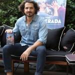 Jorge Torregrossa en la presentación del DVD/Blu ray de La vida inesperada