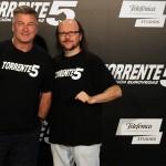 Alec Baldwin y Santiago Segura en la presentación de Torrente 5: Operación Eurovegas (2)