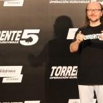 Santiago Segura en la presentación de Torrente 5: Operación Eurovegas (2)