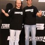 Santiago Segura y Jesús Janeiro en la presentación de Torrente 5: Operación Eurovegas (2)