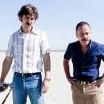 Raúl Arévalo y Javier Gutiérrez en La isla mínima (2)