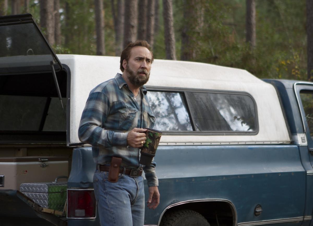 Nicolas Cage en Joe