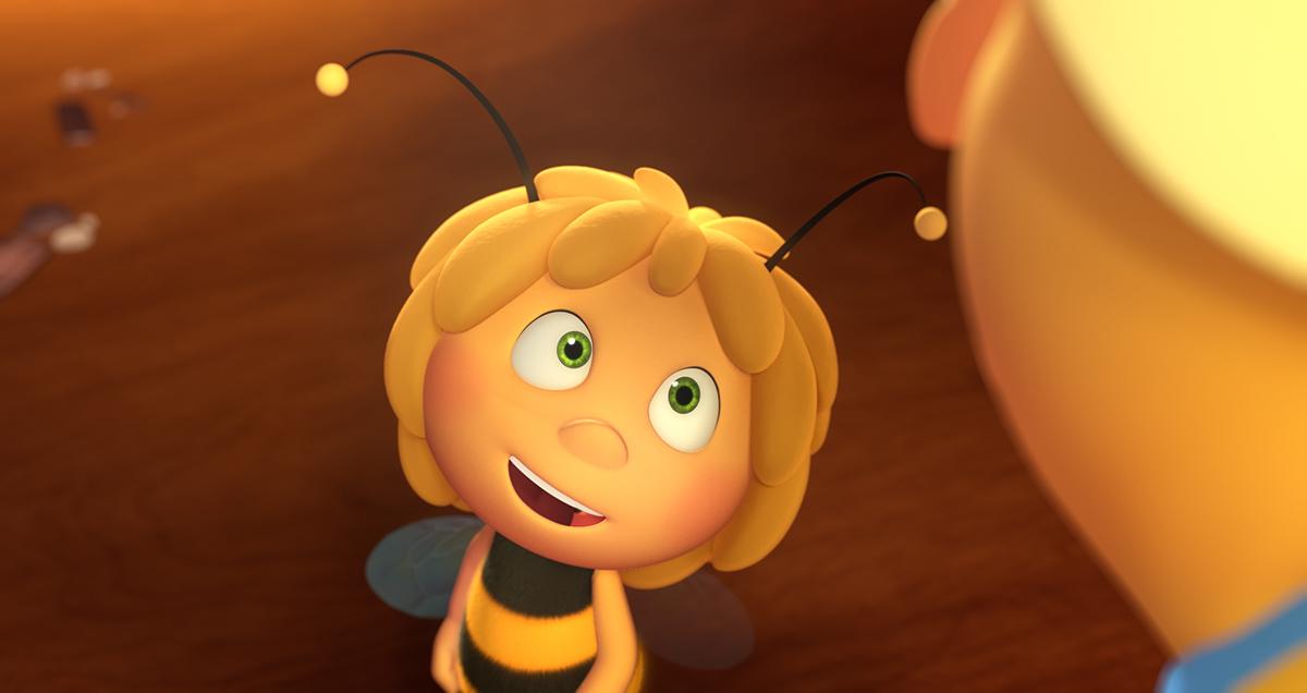 Maya en La abeja Maya: La película