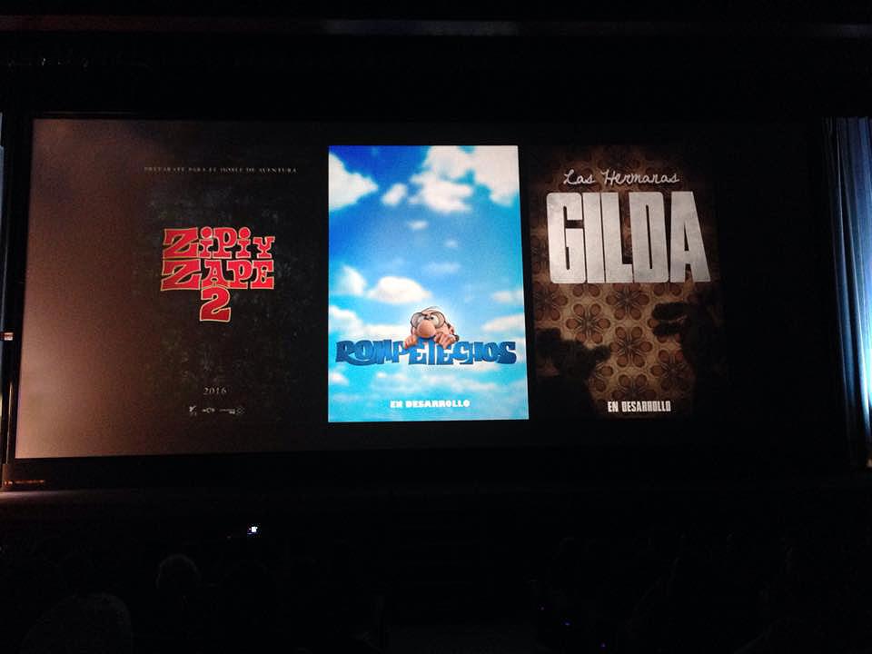 Presentación producciones Zeta Cinema