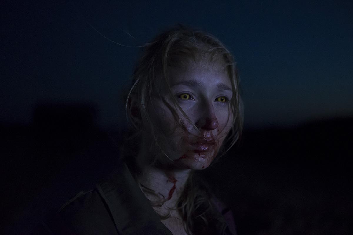 Sonia Suhl en Cuando despierta la bestia