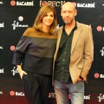 Manuela Velasco y Jaume Balagueró en la presentación de [REC] 4 (2)