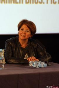 Esther García en el encuentro exclusivo de Relatos salvajes