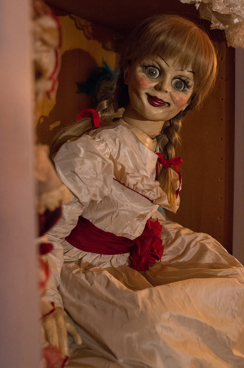 Annabelle en Annabelle