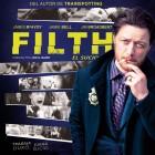 Filth, el sucio - Poster