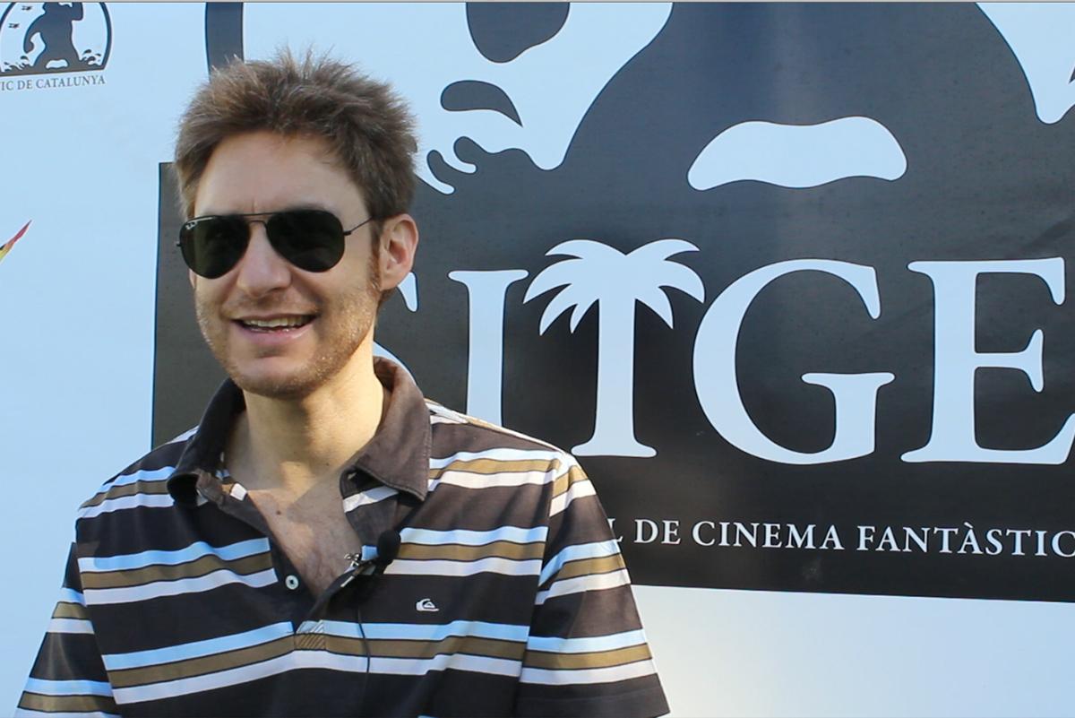 Damián Szifron en la presentación de Relatos salvajes en el 47 Festival de Sitges