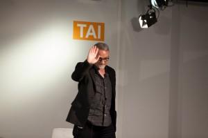 David Fincher en la masterclass (2)