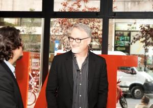 David Fincher en la masterclass (3)