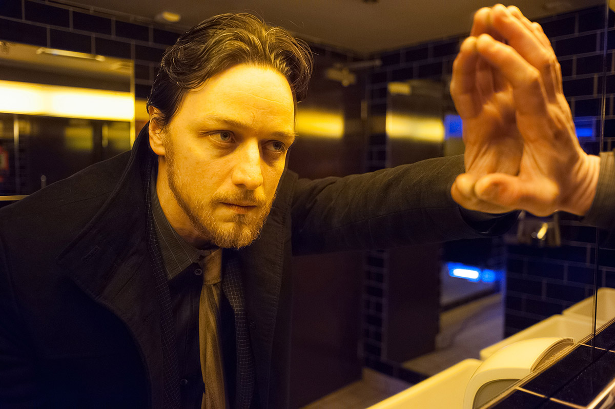 James McAvoy en Filth, el sucio