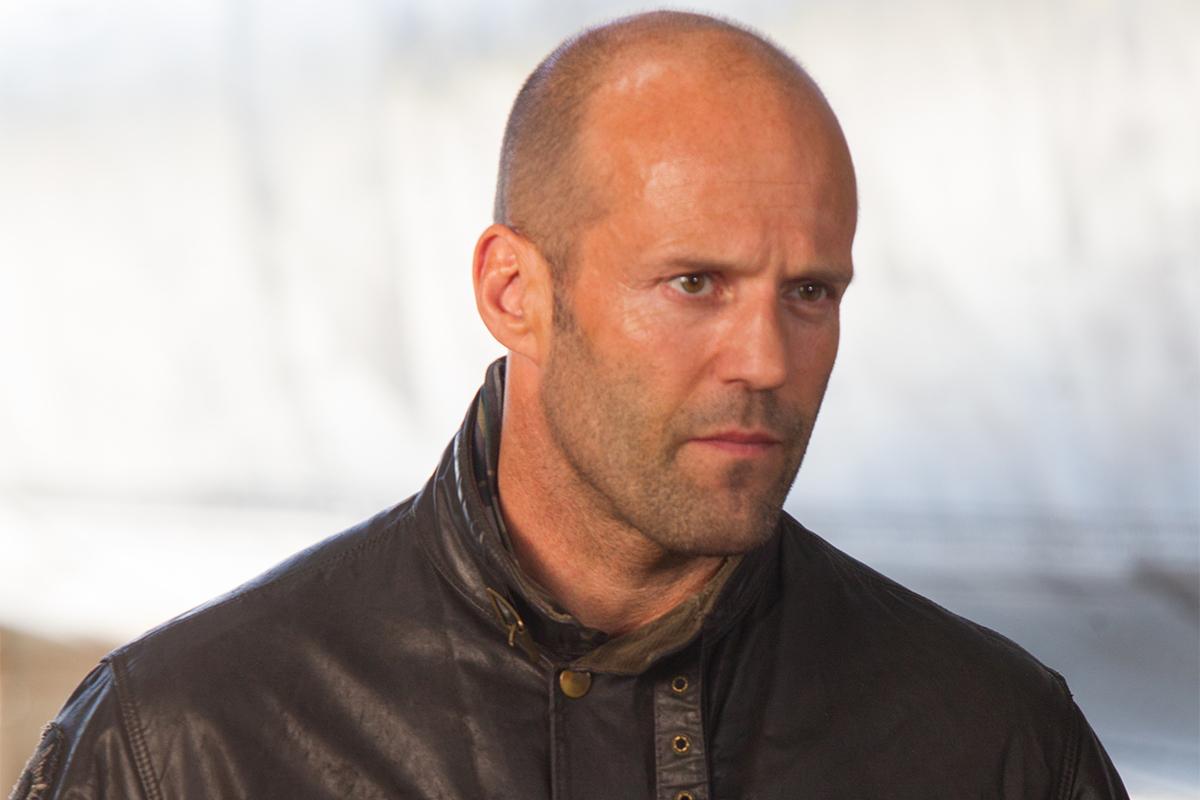 Jason Statham en Los mercenarios 3