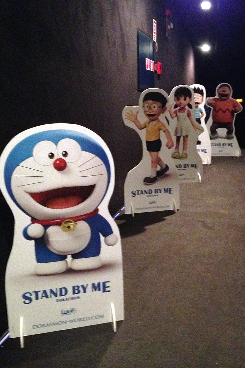 Presentación de la primeras imágenes de Stand by Me Doreamon (2)