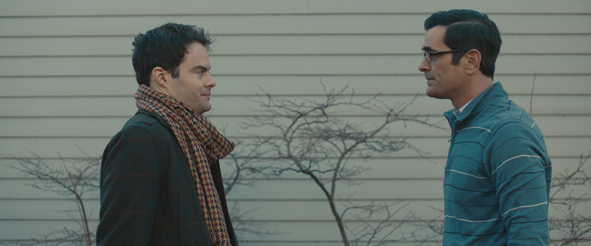 Bill Hader y Ty Burrell en The Skeleton Twins