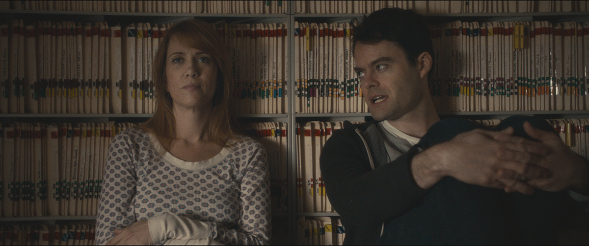 Kristen Wiig y Bill Hader en The Skeleton Twins