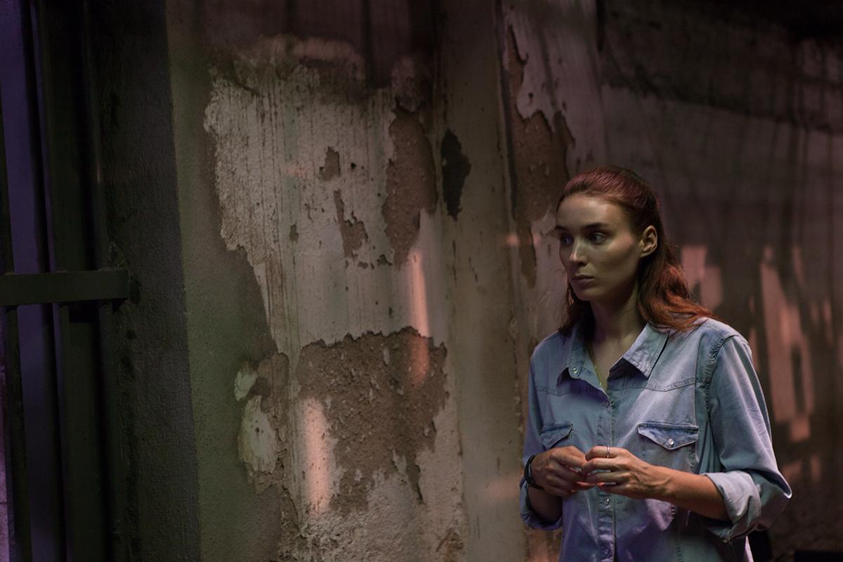 Rooney Mara en Trash. Ladrones de esperanza