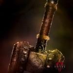 Warcraft - Teaser poster Horde