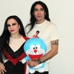 Mario Vaquerizo y Alaska en la presentación de Stand by Me Doraemon (4)
