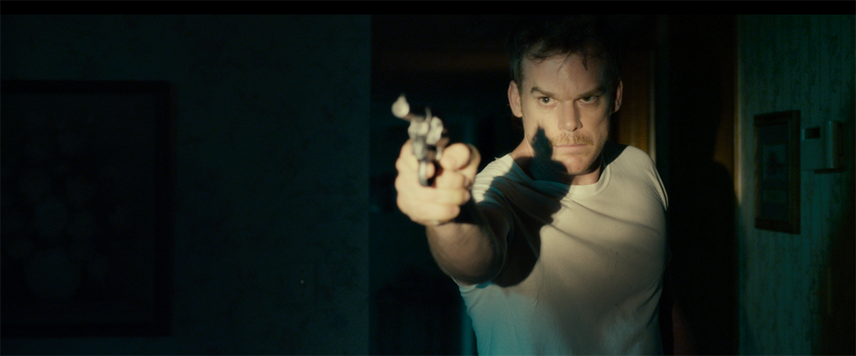 Michael C. Hall en Frío en julio